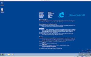 Microsoft公式の開発ツールで古いIEでの動作確認をする